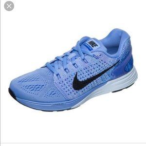 Nike Lunarglide 7 Sneakers Periwinkle 9